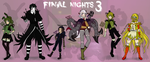 Final Nights 3 Concept by Wolf-con-f