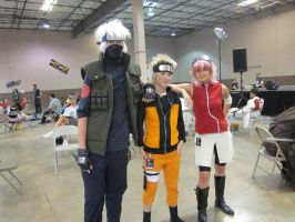 Team 7 Anime OverLoad by lepreconfox