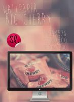 Big Cherry - Wallpaper by Ihavethedreamersdise