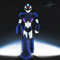 Megaman by cyril002