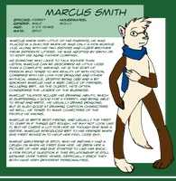 Marcus Smith by PsychicFerret