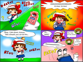 Pokemon Comic: Incoming Call by purplemagechan