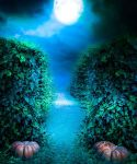 Premade BG Halloween I by StarsColdNight