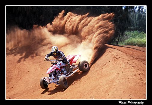 Do It In The Dirt by manaphoto