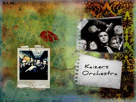 Kaizers Orchestra 003 by SuNsHiNeMeLlOw
