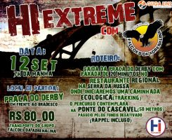 Flyer oficial: HI EXTREME by Gugasw