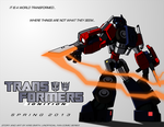 Fan Comic Teaser - Transformers: Ignition by KrisSmithDW