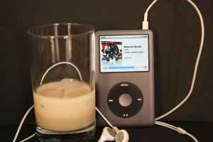 Baileys x iPod by SlidingWingz