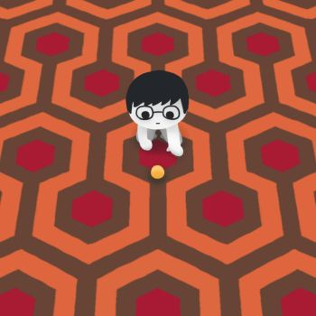 Mini Movie Project 01: The Shining by jaego17