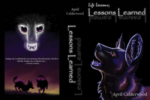 Lessons Learned Soft Cover Design by AprilSilverWolf