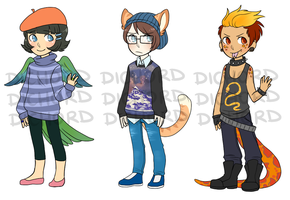 Kemonomimi Adopts 1 - 2/3 OPEN by Dichord