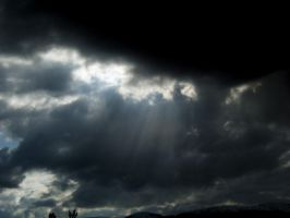 Dark clouds 2 by WolfPrincess-Stock