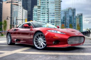 Spyker C8 Aileron 7 by Vidiphoto
