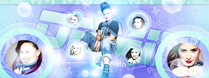 + Portada Demi Lovato by MoniLovatic