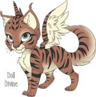 Me as a kitty by Denomica-Mystique