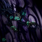 Darksiders: The Watcher by Pink-Shimmer