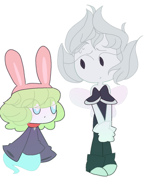 Our Characters by Pastel-Pow
