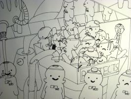 People Factory -WIP- by oukiee