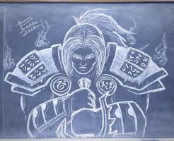 The King Anduin by Henderzon