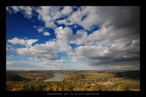 Autumn in Orfu by DimensionSeven