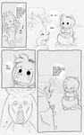 Sonic got Amy Pregnant Pg 31 by sonicxamy09