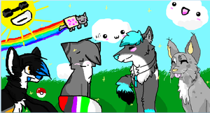 iScribble Woot! by Gamzee-Chan