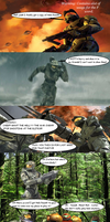 Master Chief Gots 'Halo Reach' by TeenPioxys101