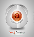 Avast Antivirus Icon by HYDRATTZ