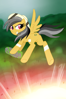 Daring Do 01 by White0Canvas