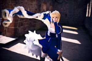 Saber II - Fate Stay Night by Midgard1612