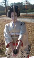 Geisha Sword 20 by themuseslibrary