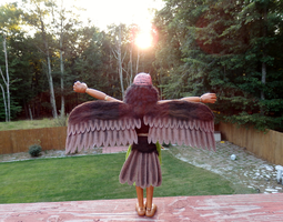 Sun-Worshipper - Arigo Art Doll by DancingVulture
