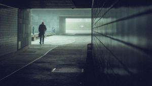 Fogwalker by ThomasJergel