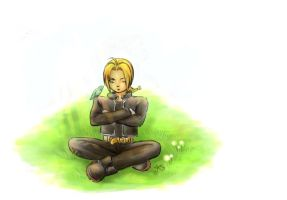 Edward -FMA by graka