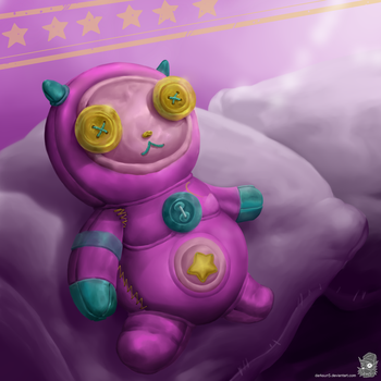 Teddy 1 by Darksun5