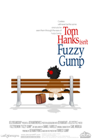 Fuzzy Gump by jellybeansoup