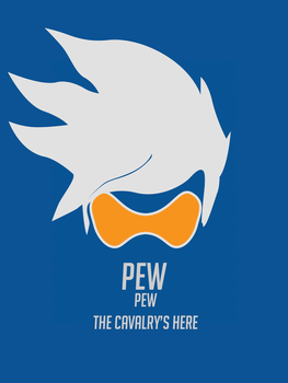 Pew! The cavalry's here! by Do-Not-Reply