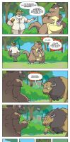 Dorkly - Out of the Wild by DejitaruDavis