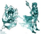 Toph_synopsis COMISSION by Lavah