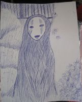 No Face- Unfinished by CrapILostTheGame1999