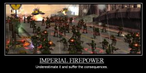 Imperial Firepower by NavalAce
