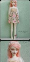 Pink Basic by ball-jointed-Alice
