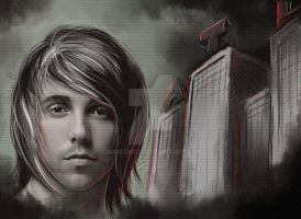 Alex Gaskarth by duncantje