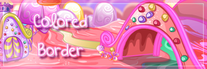 Colored Border by edithnyt