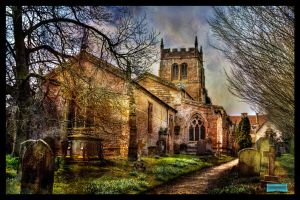 All Saints Church - Leamington Hastings by MikeyMonkey