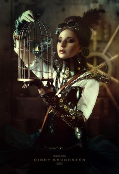 steampunk II by CindysArt