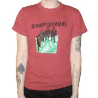 Johnny And The Remains T-shirt by sedriss