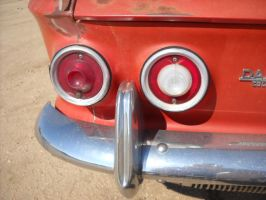 Corvair Tail Lights by DarkEternalShadows