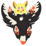 Fluffliens Adoptable .:OPEN:. by itowwer