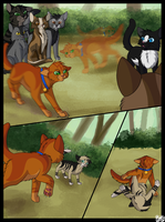 warriors into the wild - pg: 23 by SassyHeart